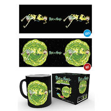 Rick and Morty Tasse Portal