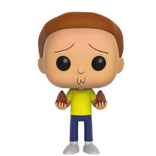 Rick and Morty Pop! Figur