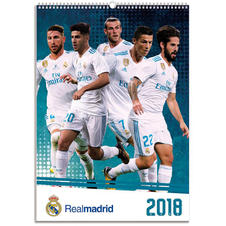 Real Madrid Kalender 2018