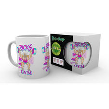 Rick and Morty Mug