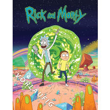 Rick and Morty Kalender 2018