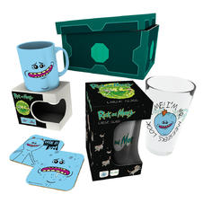 Rick and Morty Gift Box