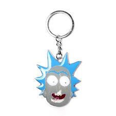 Rick and Morty Schlüsselan-