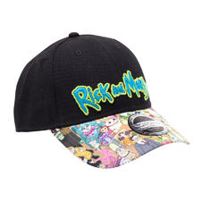 Rick and Morty Baseballcap
