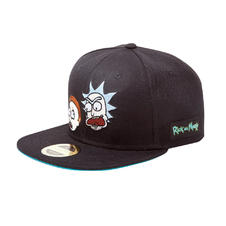 Rick and Morty Snapback