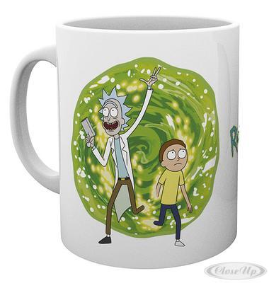 Rick and Morty Tasse Portal jetztbilligerkaufen