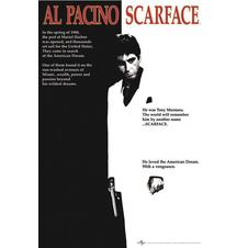 Scarface Cover Poster