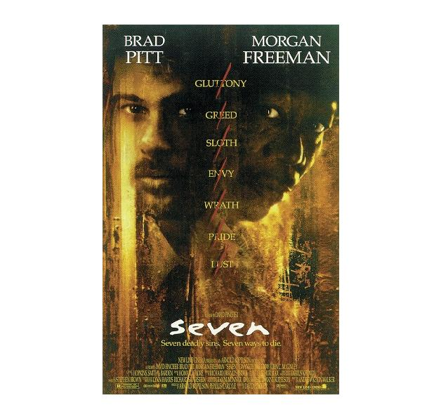 Seven Poster