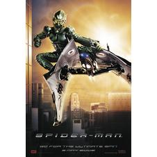 Spider-Man Poster Green Goblin