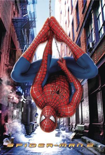 spider man 2 poster poster gro format jetzt im shop bestellen close up gmbh. Black Bedroom Furniture Sets. Home Design Ideas