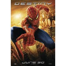 Spider-Man 2 Poster Destiny