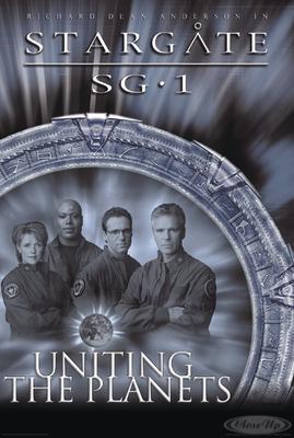 Stargate Postkarte