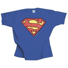 Super-Man T-Shirt Logo