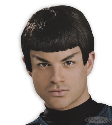 Star Trek XI Spock Perücke (Wissenschaftsoffizier Spock)