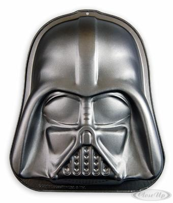 Star Wars Backform Darth Vader Backform | Küche und Esszimmer > Kochen und Backen > Backformen