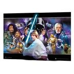Star Wars 3D Poster Cast