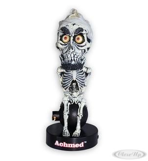 Silence! I Kill You! Achmed