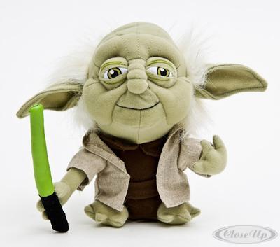 Star Wars Plüschfigur Yoda