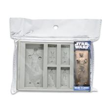 Ice cubes Han-Solo Star Wars