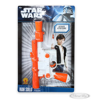Star Wars weapon Han Solo
