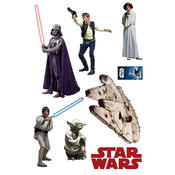 Star Wars Wall stickers, Set 1 Big
