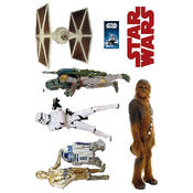 Star Wars Wandtattoo Set 2 Groß