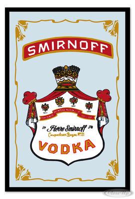 Smirnoff Vodka Spiegel