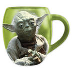 Star Wars cup Yoda May The