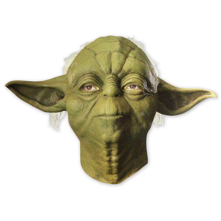 coole star wars maske yoda bei close up im fanshop kaufen. Black Bedroom Furniture Sets. Home Design Ideas
