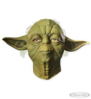 star wars maske yoda masken schminksets jetzt im shop. Black Bedroom Furniture Sets. Home Design Ideas