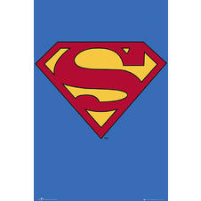 Superman Poster Logo
