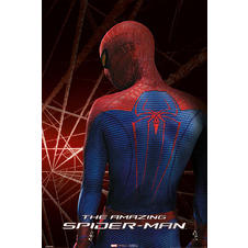 Spider-Man Poster Back