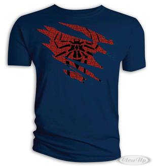 Spiderman Scratch T-Shirt
