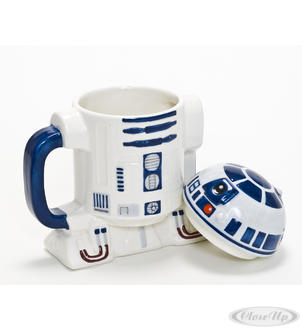 Star Wars 3D Tasse R2-D2
