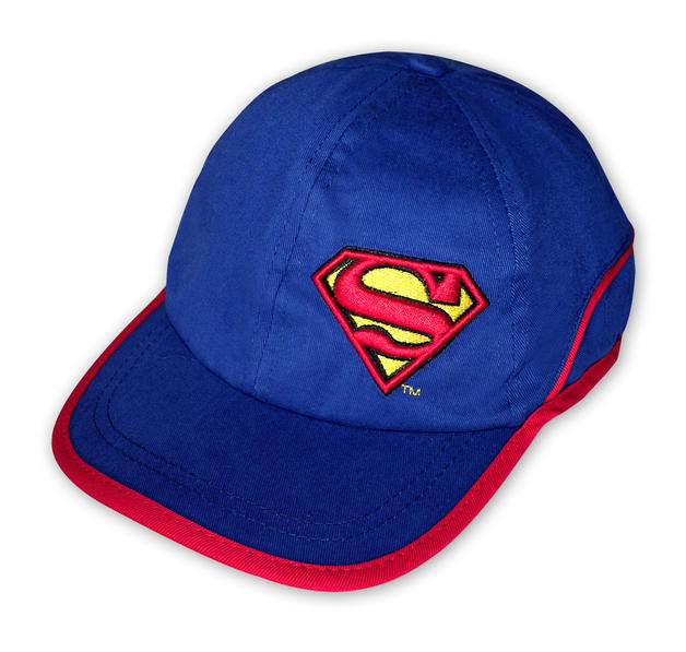 Superman Logo Cap für Kids