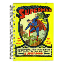 Superman Notebook DIN A 5