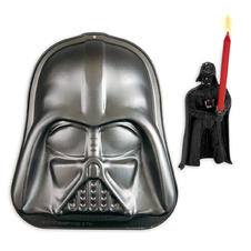 Star Wars baking tin Darth Vader