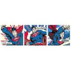 Superman Poster Popart