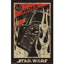 Star Wars Poster Darth Vader