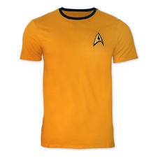 Star Trek T-Shirt Uniform