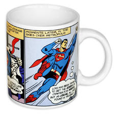 Superman Tasse Classic Comic