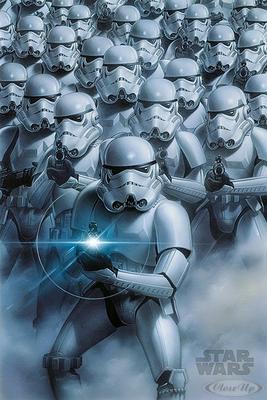 Star Wars Poster Stormtrooper Armee