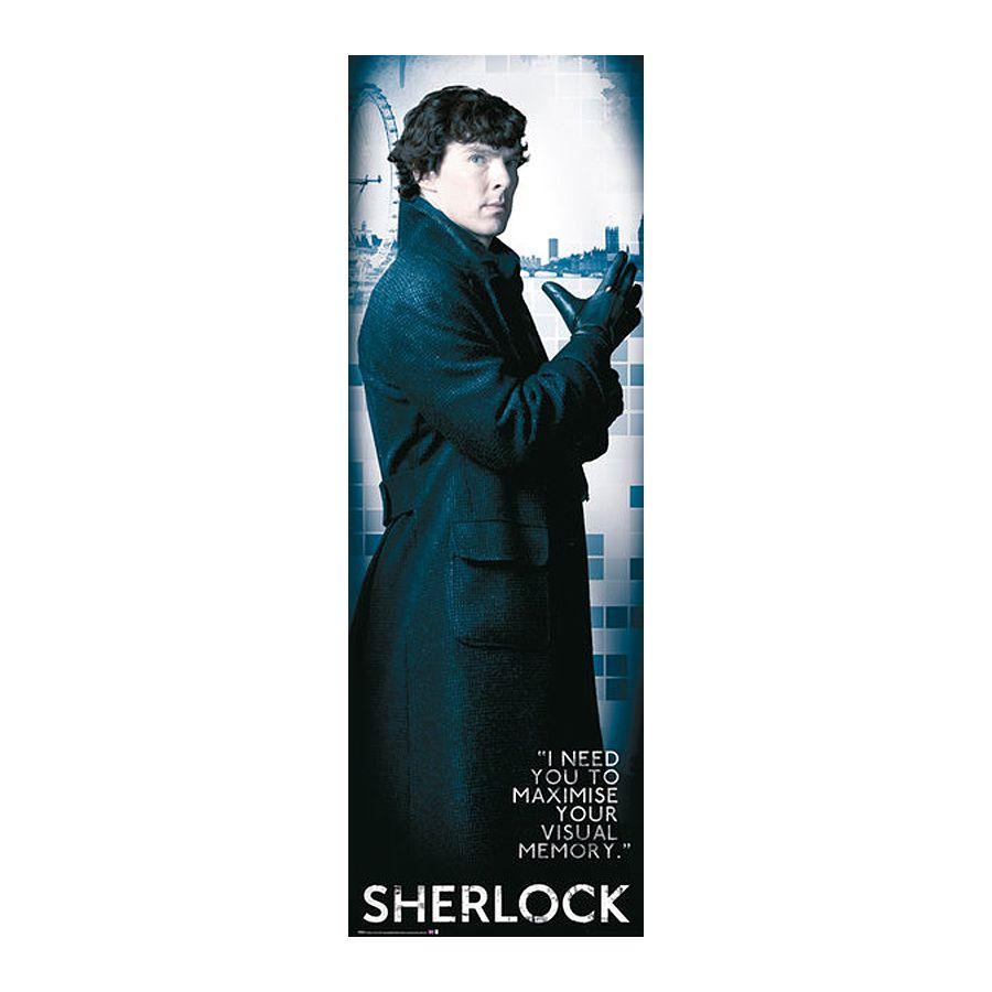 coole sherlock holmes poster bei close up im fanshop kaufen. Black Bedroom Furniture Sets. Home Design Ideas
