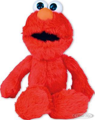 Sesamstrasse Plüschfigur Elmo Plüsch-Beanbag   Kinderzimmer > Spielzeuge > Stofftiere