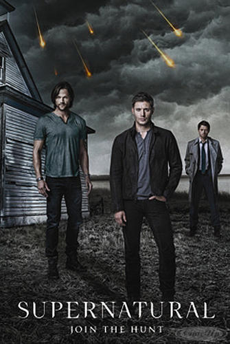 Supernatural Poster Join the Hunt - Posters buy now in the ...