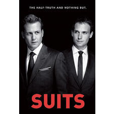 Suits Poster Season 2