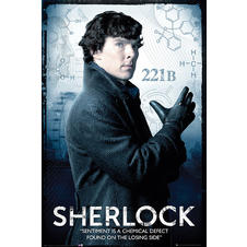 Sherlock Poster Sentiment is a