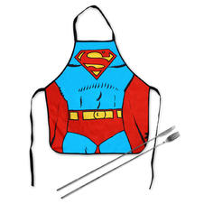 Superman BBQ set