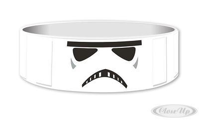 Star Wars Silikonarmband Stormtrooper
