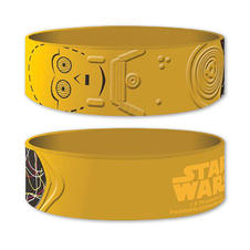Star Wars Silicon wristband